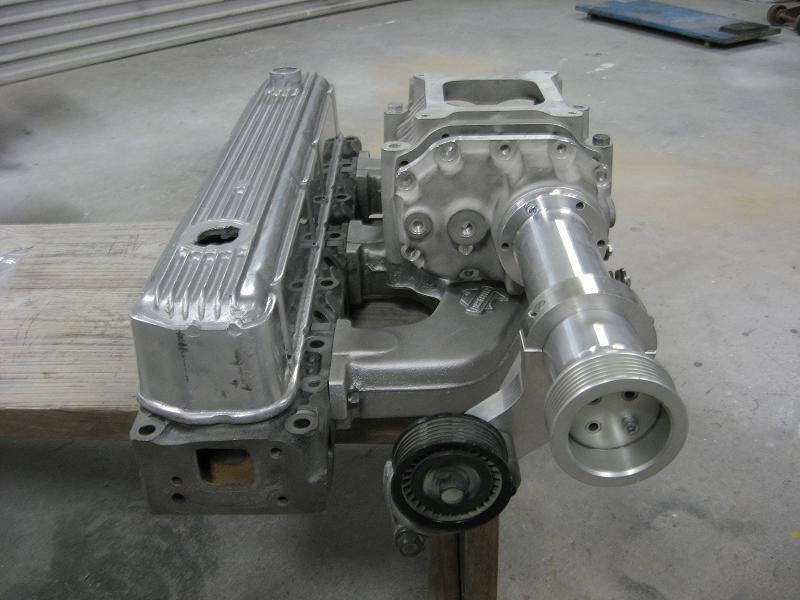 Inline 6 Kit : Terra charger by yella aussiespeed street