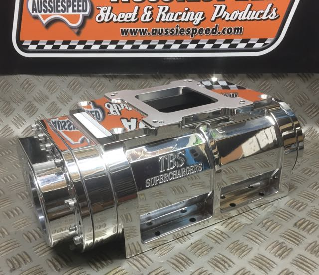 Eaton Supercharger Swap Kit: Aussiespeed Street Supercharging Kits & Components