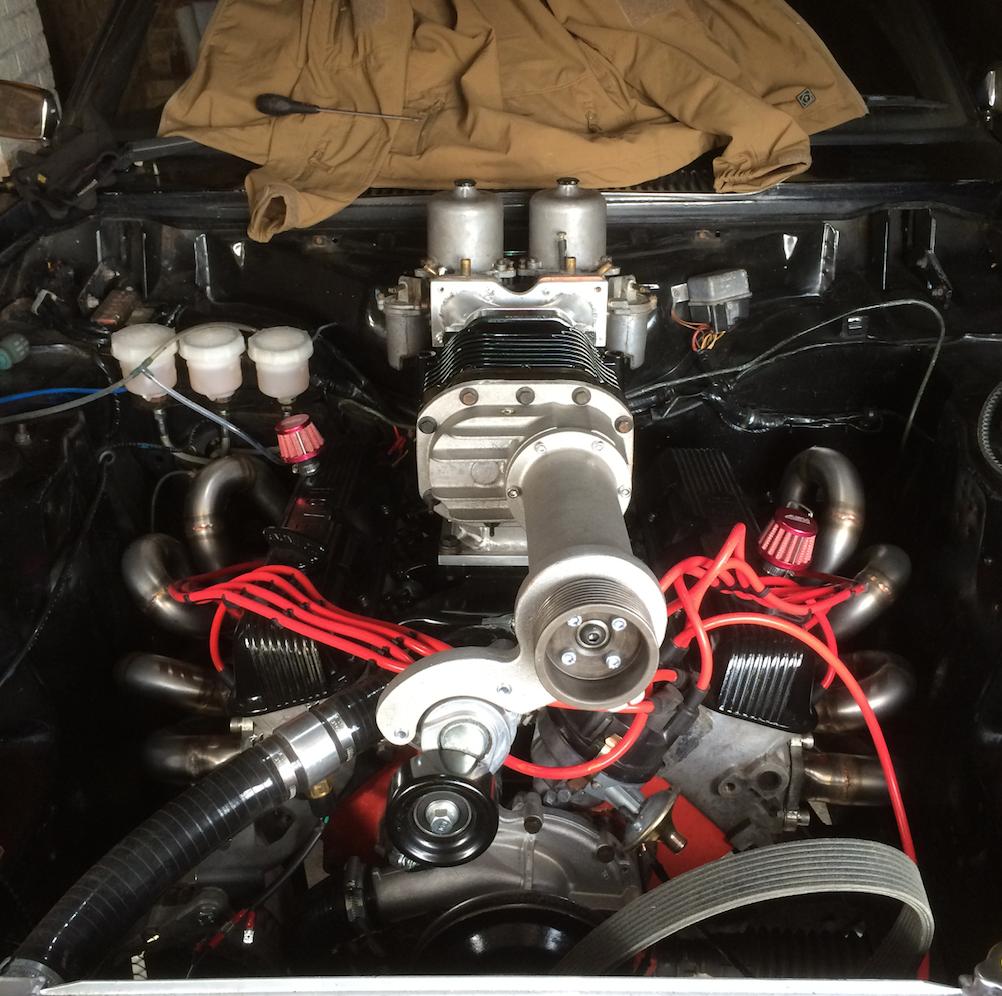Eaton M90 Rover V8 – Name