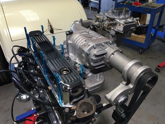 Supercharger under bonnet kits by Aussiespeed | Aussiespeed Street