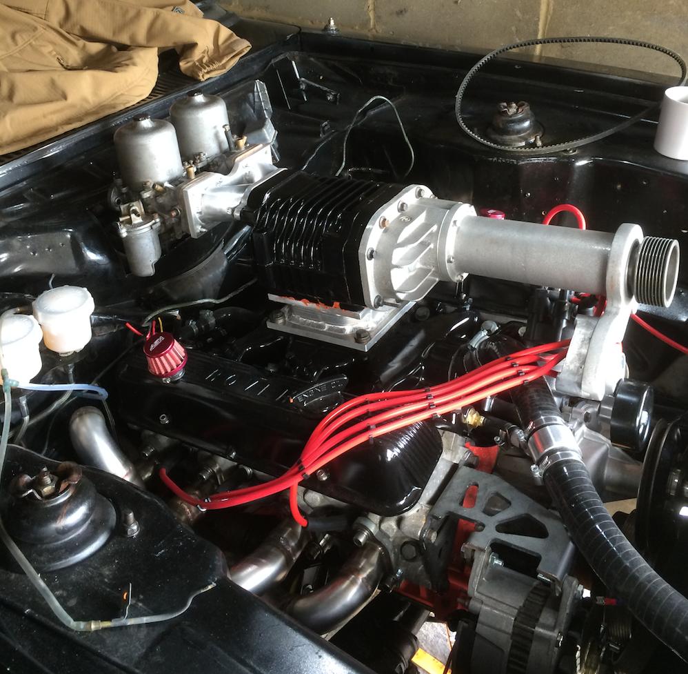 Supercharger Kits Holden Ve V8: Supercharged 6 Cylinder Inlines