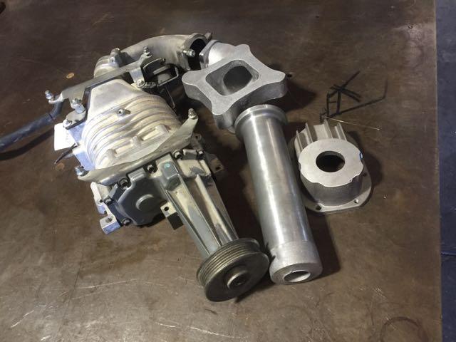 Holden 6 cylinder weiand supercharger kit | Aussiespeed Street