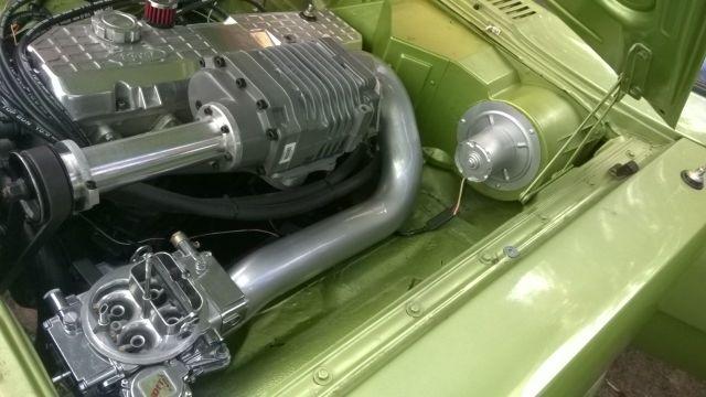 supercharged 6 cylinder inlines | Aussiespeed Street Supercharging