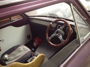 drag-car-interior