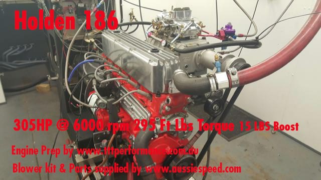 Aussiespeed supercharged 186 engine build | Aussiespeed Street