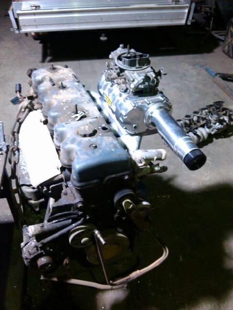 4 Cylinder Blower : Ford cylinder supercharger kits aussiespeed street